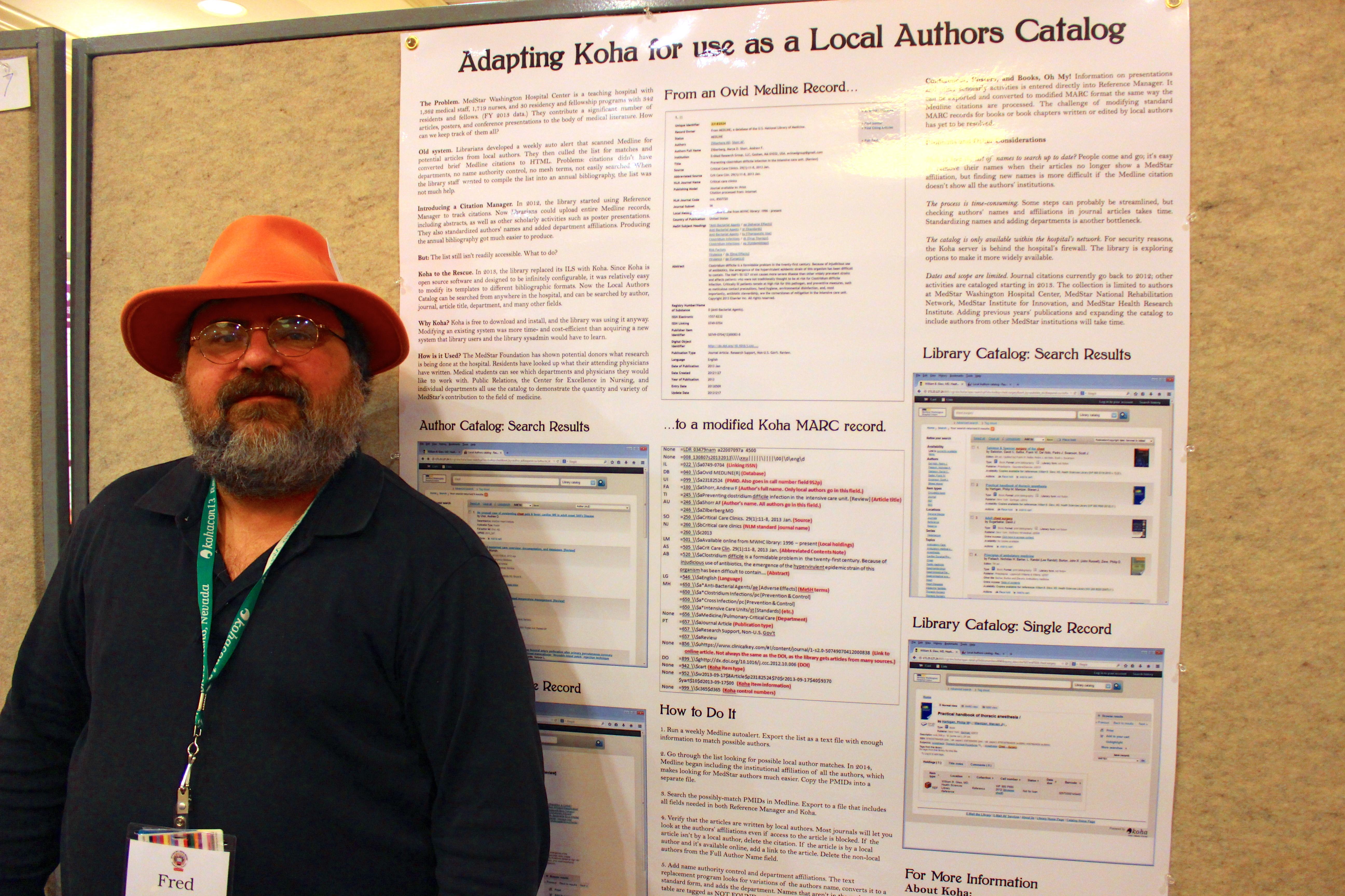 Adapting the Open Source Koha ILS – MACMLA